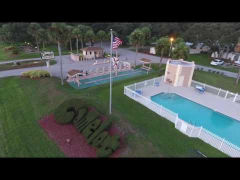 Breezy Palms Rv Park Palm Bay Florida Doovi