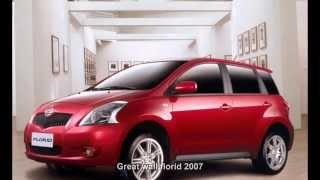 #1720. Great wall florid 2007 (Prototype Car)