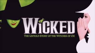Wicked full soundtrack