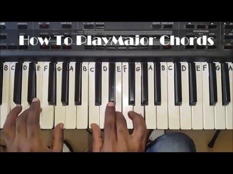 Keyboard Chords