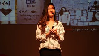 Life as a YouTuber | Tiffany Chen | TEDxTaipeiFuhsingPrivateSchoolSalon