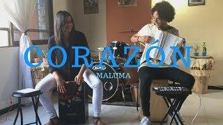 Corazón - Maluma ft. Nego do Borel...