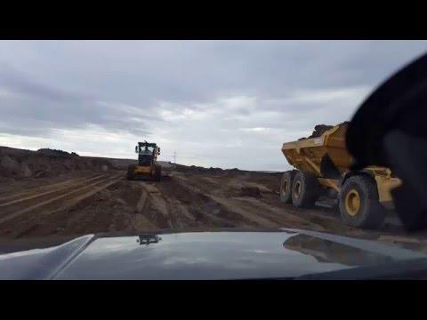 Highway 27 construction
