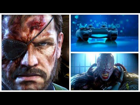 ИГРОНОВОСТИ Предзаказ PS 5, критика Resident Evil 3,  Metal Gear и Silent Hill у Microsoft, Vigor