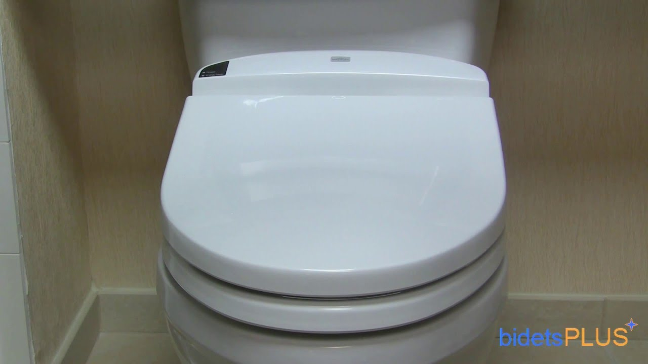 TOTO E200 Washlet Review - bidetsPLUS.com - YouTube