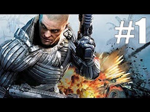 Crysis Warhead прохождение на русском - Часть 1: Зовите меня Измаил