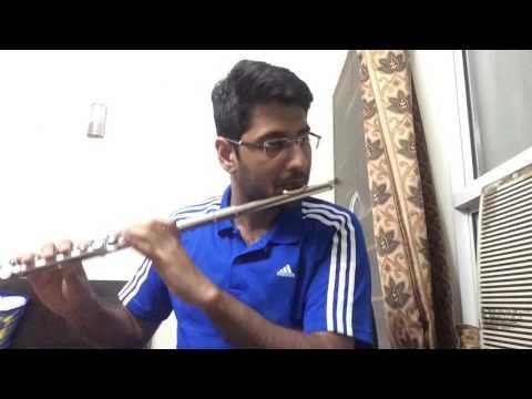 Khoya khoya chand - Flute cover