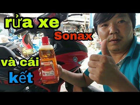 Hoaimotul - Trải Nghiệm Nước Rửa Xe Sonax