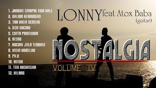 Download Lagu-lagu NOSTALGIA - Volume IV - Original COVER 'LONNY