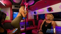 Total Diva's Bachelorette Party - LILPINK party Bus