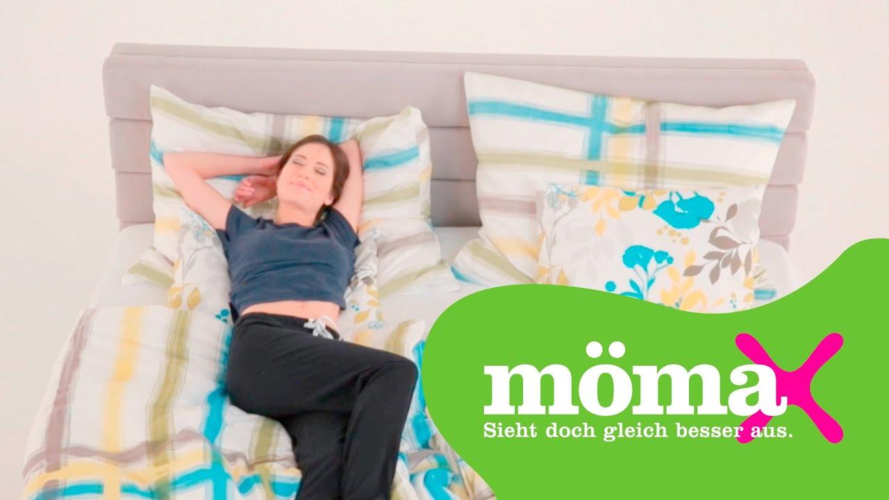 Momax Produktvideo Boxspring Bett Youtube