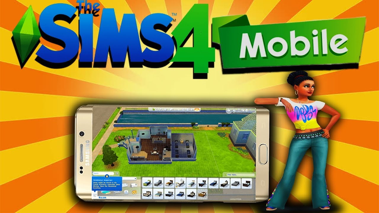The Sims 4 Apk To Experience