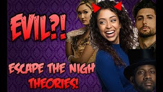LIZA IS EVIL?! ESCAPE THE NIGHT   My Undead Theory