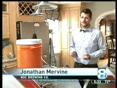 RIT on TV News: New Brewery