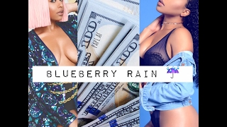 BLUEBERRY RAIN SINGLE DROPS FRIDAY!!!! | BEHIND THE SCENES