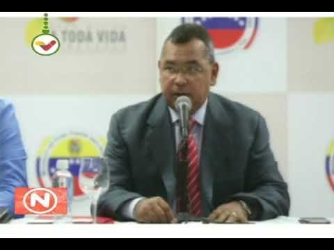 MInistro Néstor Reverol sobre el temblor y las réplicas en Venezuela este jueves