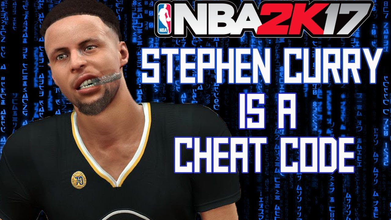<b>NBA 2K17</b> - STEPHEN CURRY IS A <b>CHEAT CODE</b>! (THE BEST PLAYER IN <b>2K17</b> ...