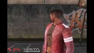 Vista Animations MOCAP The BadBoy AO for Second Life