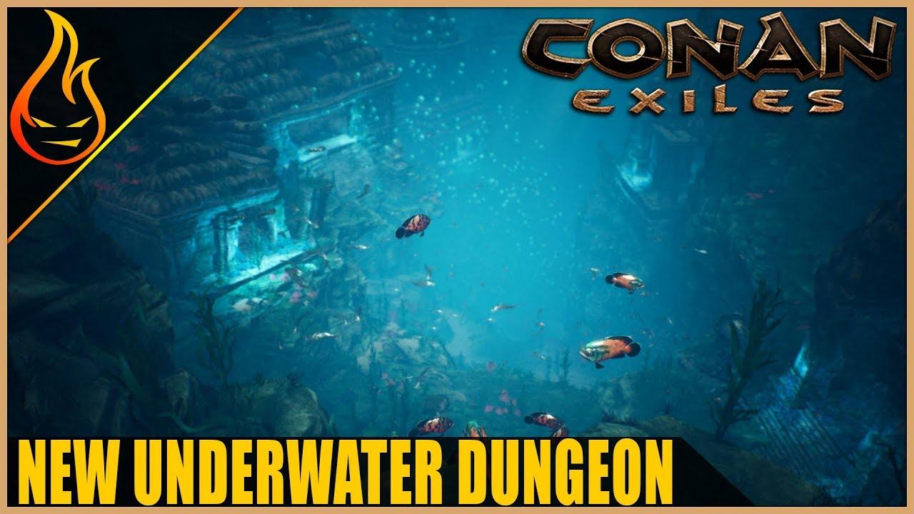 Conan Exiles Dungeons