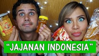 THE BEST INDONESIAN SNACKS!