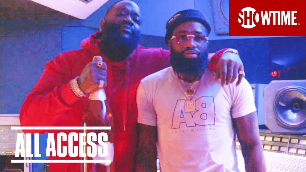 Adrien Broner Meets Rick Ross | Episode 2 Preview | ALL ACCESS: Pacquiao vs. Broner