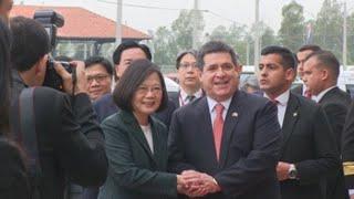 Cartes y presidenta de Taiwán refuerzan colaboración en materia de eduación