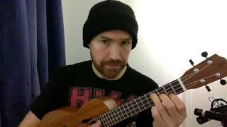 Bang Bang (My Baby Shot Me Down), Nancy Sinatra [ukulele tutorial]