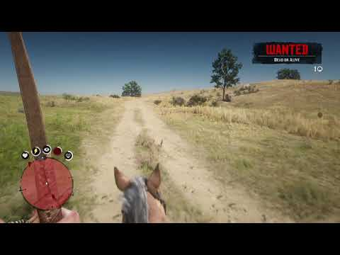 fun with dynamite arrows - Red Dead Redemption 2