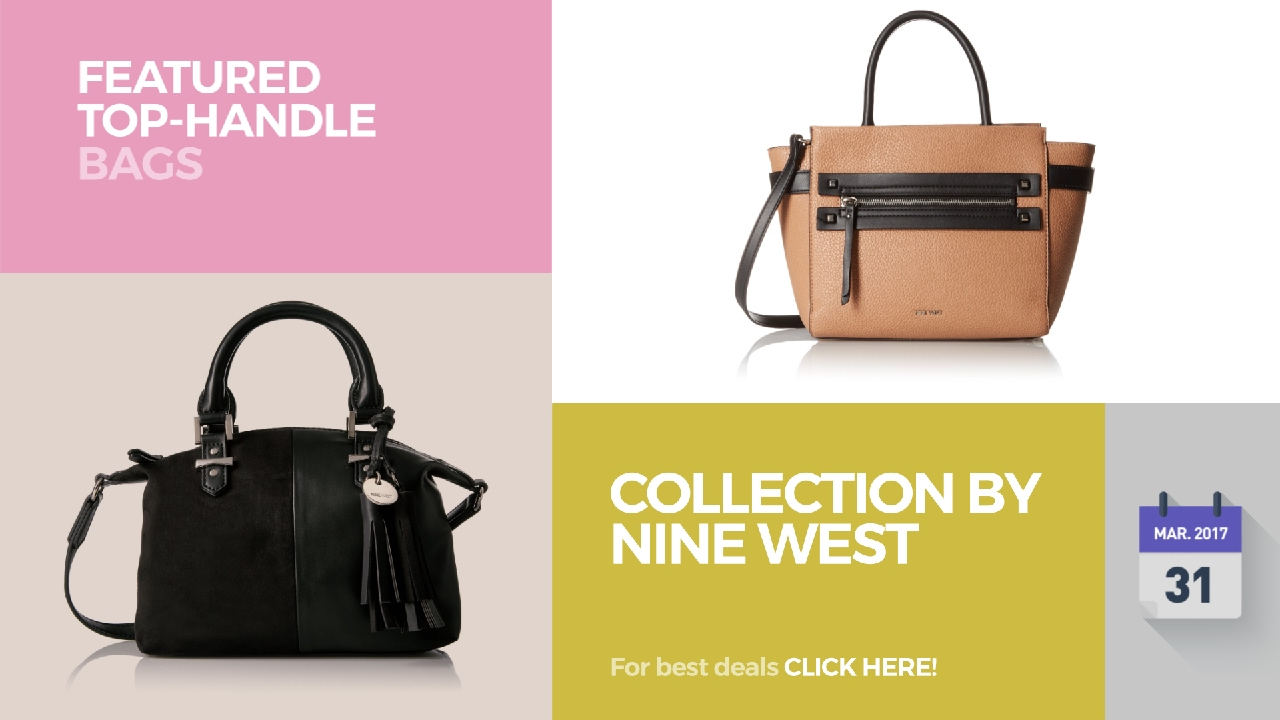Collection By Nine West Featured Top Handle Bags