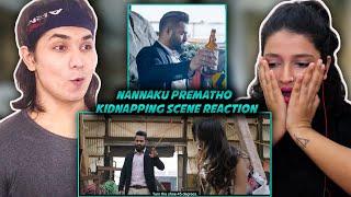 NANNAKU PREMATHO KIDNNAPING SCENE  REACTION! | Jr NTR | EPISODE 3
