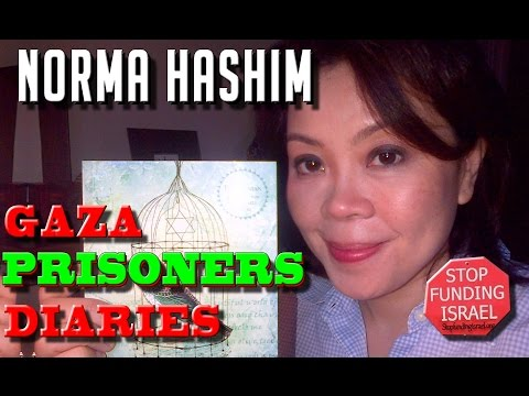 SFi043 - Norma Hashim - The Palestinian Prisoner Diaries