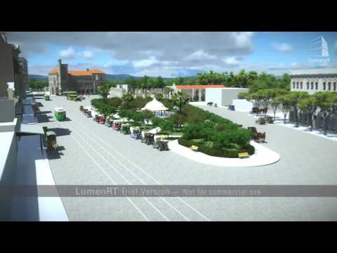 The Evolution of Sacred and Urban Space: San Antonio's Alamo Plaza Circa 1912
