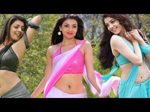 Kajal agarwal navel compilation