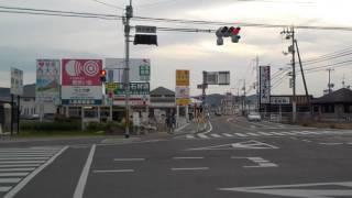 岡山県道224号・瀬西大寺線【邑久駅南交差点】信号機