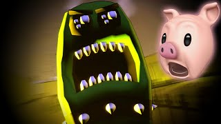 TENTACLE ACRES [11pm] | Around The Clock At Bikini Bottom (Spongebob Horror Game)
