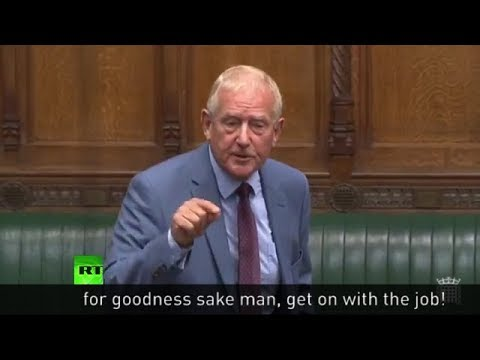 """Labour MP tells David Davis to """"get on with the job"""""""