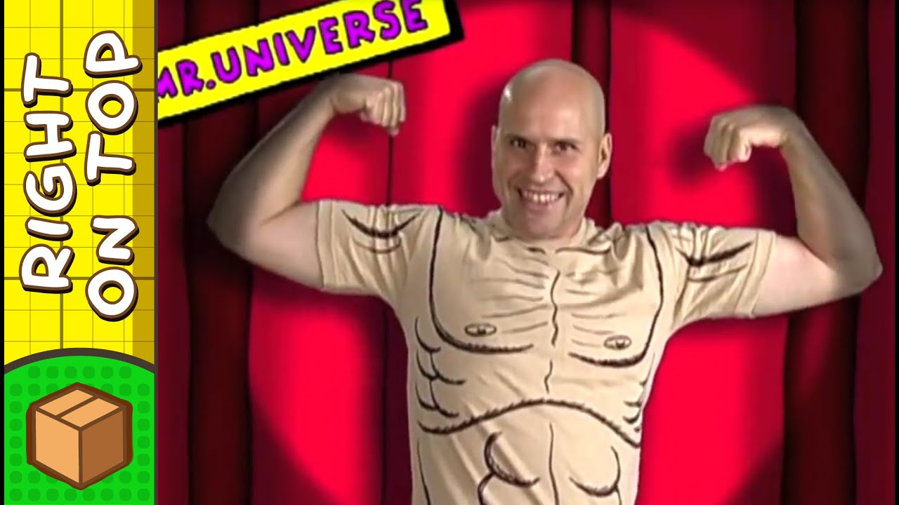 Crafts Ideas for Kids - Muscle Man T-Shirt | DIY on ... - photo#50