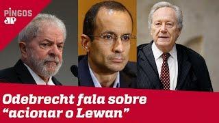 Marcelo Odebrecht queria que Lula acionasse Lewandowski?