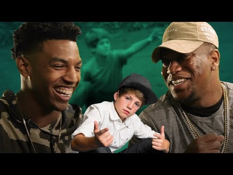 OutKast - Ms. Jackson (MattyBRaps Cover) | SquADD Reaction Video