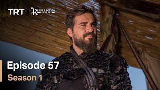 Resurrection Ertugrul Season 1 Episode 57