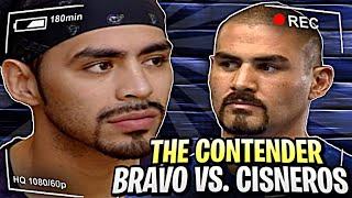 THE CONTENDER SEASON TWO EPISODE: RUDY CISNEROS vs. NORBERTO BRAVO
