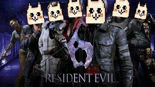Resident Evil 6 HS compilation by pro Kiska (PC;69 fps)