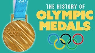 The History of Olympic Medals