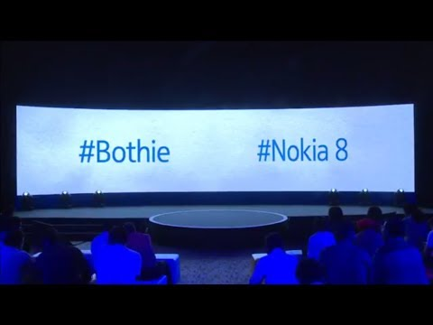 Nokia 8 India launch event -Snapdragon™ 835, Bothie Camera,