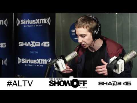 Marlon Craft Showoff Radio Freestyle w/ Statik Selektah Shade 45 Ep. 05/25/17