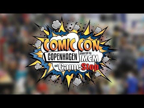 Comic Con Copenhagen 2018 & BIP BIP BAR