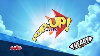 Pop-Up Kites - Eolo Toys