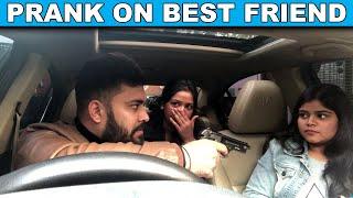 Mafia Prank on Best Friend Gone Wrong | Unglibaaz