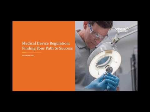 Medical Device Regulation: Finding Your Path to Success