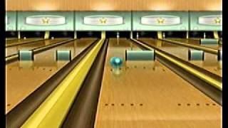 (Mini) Lets Play Wii Sports Extras: Training part 2; Bowling and Golfing
